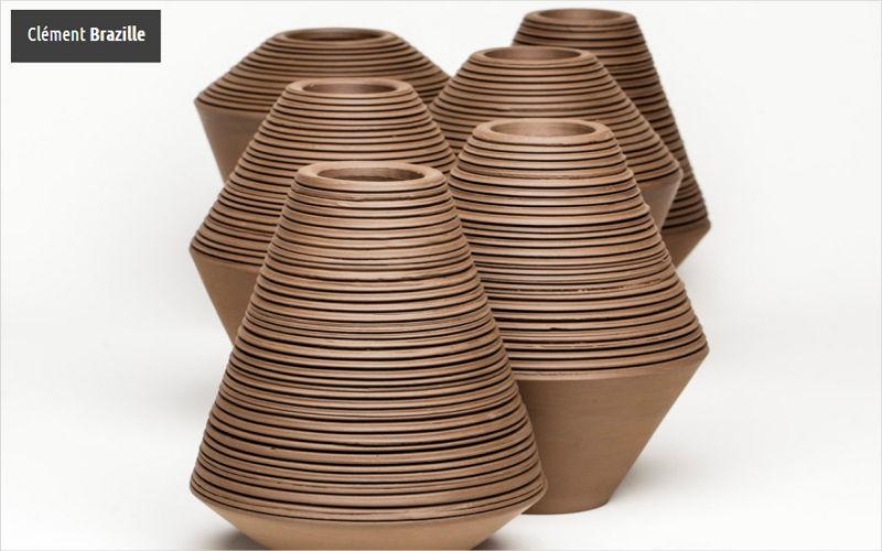 CLEMENT BRAZILLE Ziervase Dekorative Vase Dekorative Gegenstände  |