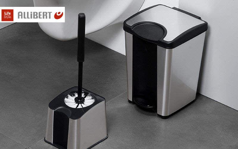 Allibert WC Bürstenhalter WC & Sanitär Bad Sanitär  |