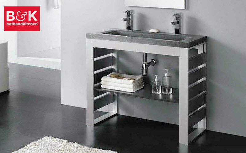 BATH AND KITCHEN waschtisch untermobel Badezimmermöbel Bad Sanitär  |