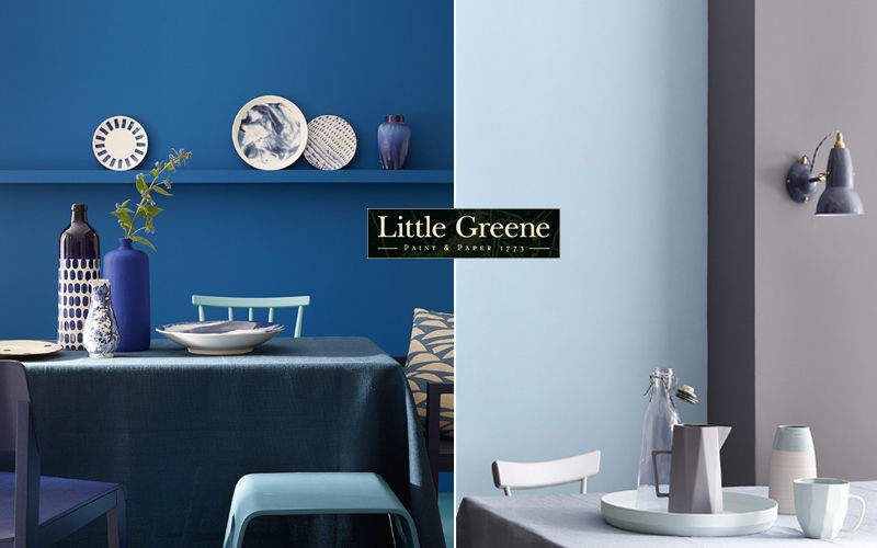 Little Greene Wandfarbe Anstriche Metallwaren  |