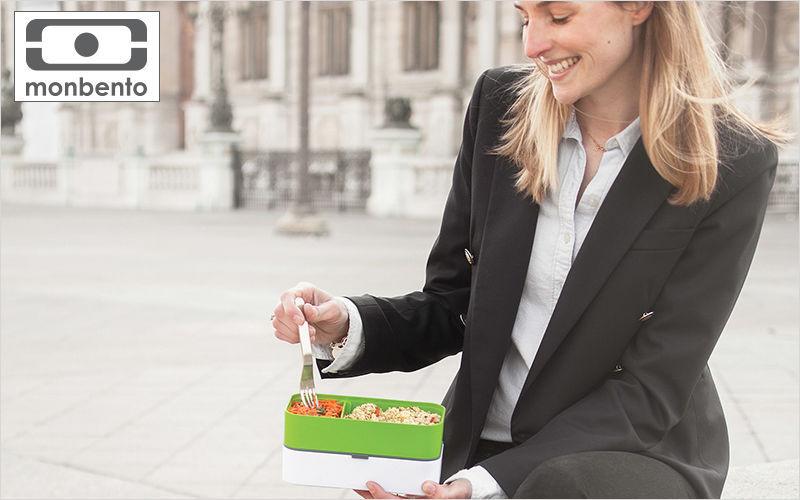 monbento Lunch box Servieren und Warmhalter Tischzubehör  |