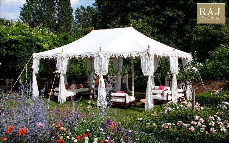 RAJ TENT CLUB Festzelt Zelte Gartenhäuser, Gartentore...  |