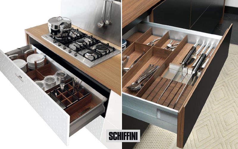 SCHIFFINI Küchenschublade Küchenmöbel Küchenausstattung  |