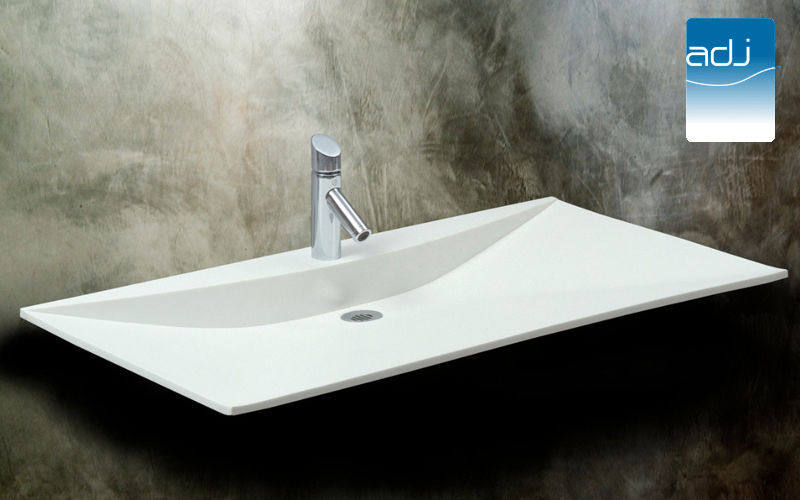 ADJ Einbauwaschbecken Waschbecken Bad Sanitär  |
