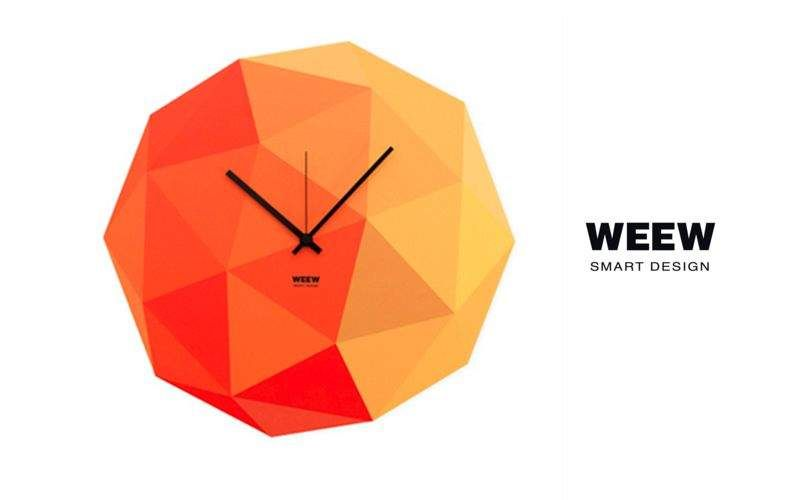 WEEW DESIGN Wanduhr Uhren Pendeluhren Wecker Dekorative Gegenstände  |