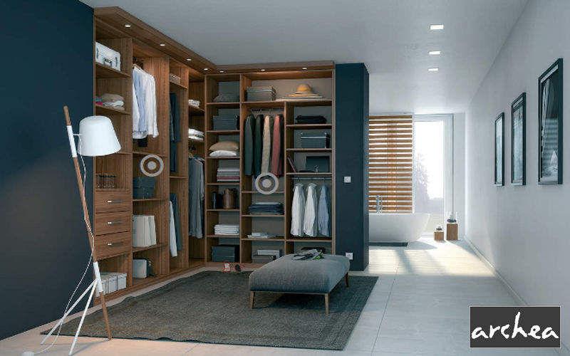 Archea Ankleidezimmer Garderobe  |