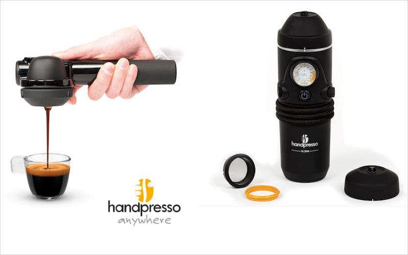 Handpresso Maschine tragbarer espresso Kaffeemaschinen Kochen  |