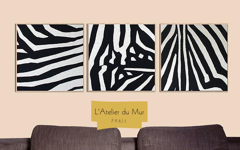 L' ATELIER DU MUR Zierpaneel Dekoration Schild Wände & Decken  |