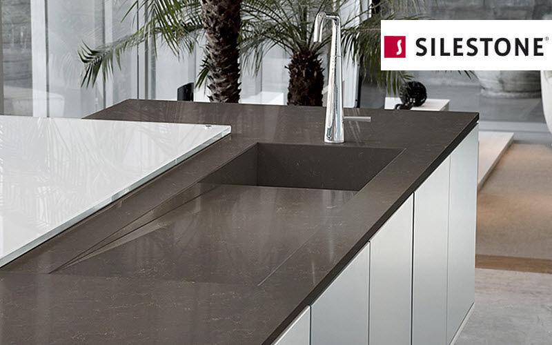 SILESTONE COSENTINO Einbauspüle Spülbecken Küchenausstattung  |