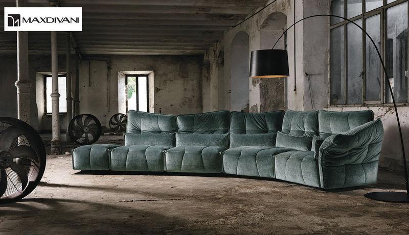 MAX DIVANI Variables Sofa Sofas Sitze & Sofas  |
