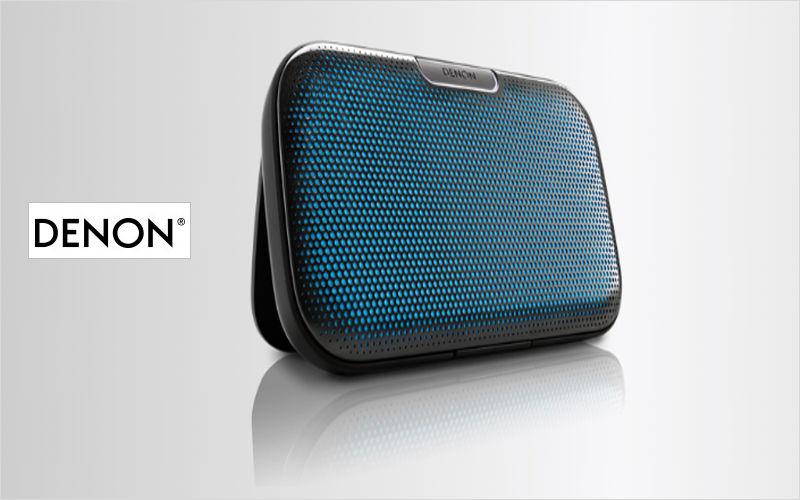 DENON FRANCE Tragbarer Lautsprecher Hifi & Tontechnik High-Tech  |