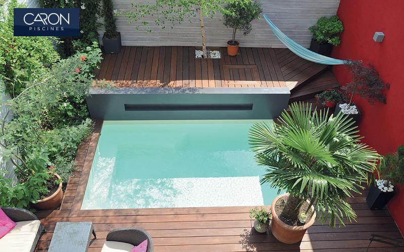 CARON PISCINES Mini-Schwimmbad Schwimmbecken Schwimmbad & Spa   