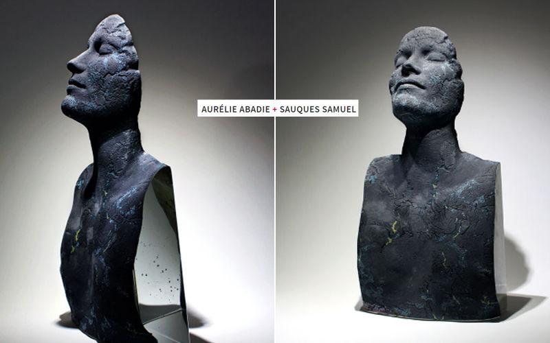 A. ABADIE + SAUQUES.S Skulptur Figuren und Skulpturen Kunst   
