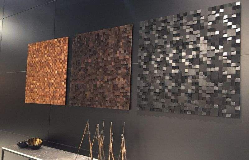 GARDECO Zierpaneel Dekoration Schild Wände & Decken  |