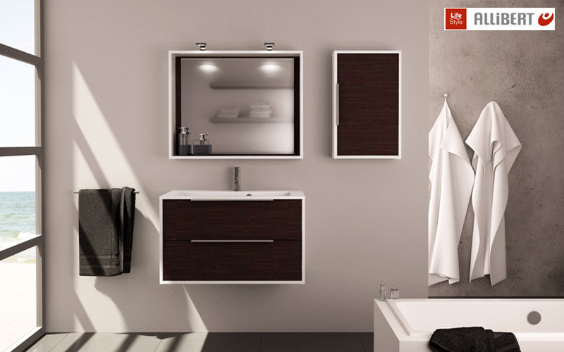 Allibert Badezimmermöbel Badezimmermöbel Bad Sanitär  |