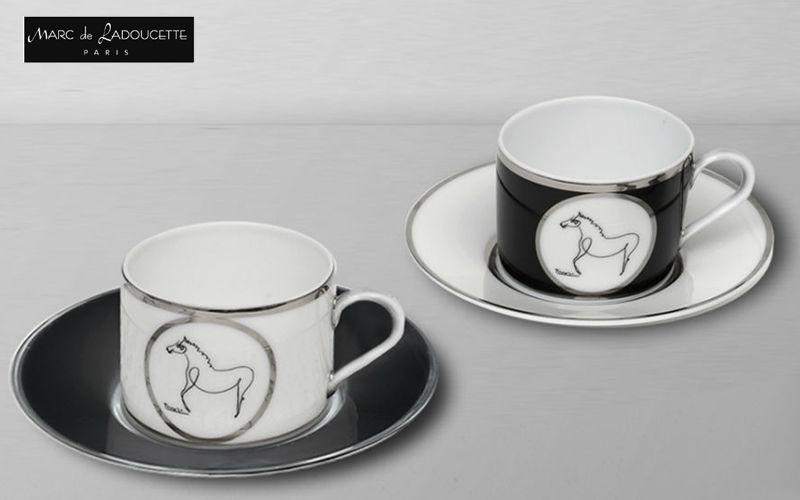 MARC DE LADOUCETTE PARIS Teetasse Tassen Geschirr  |