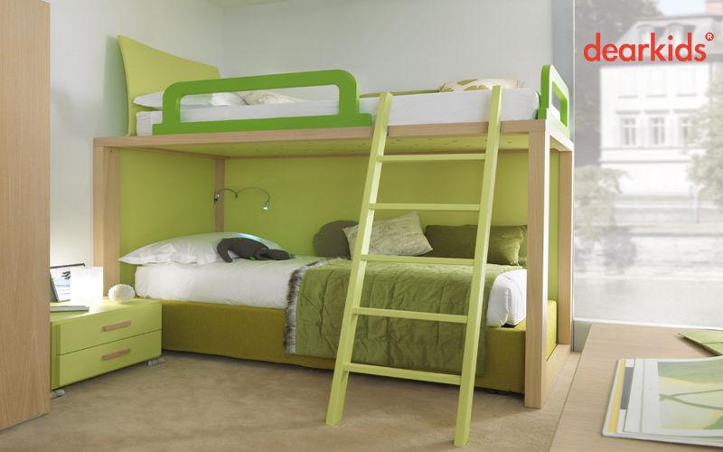 DEARKIDS Hochbett Kinderzimmer Kinderecke  |