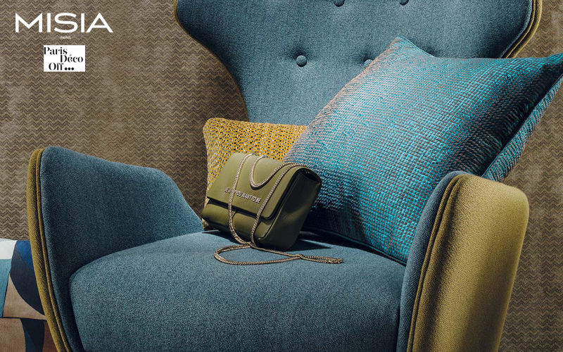 MISIA Sitzmöbel Stoff Möbelstoffe Stoffe & Vorhänge  |