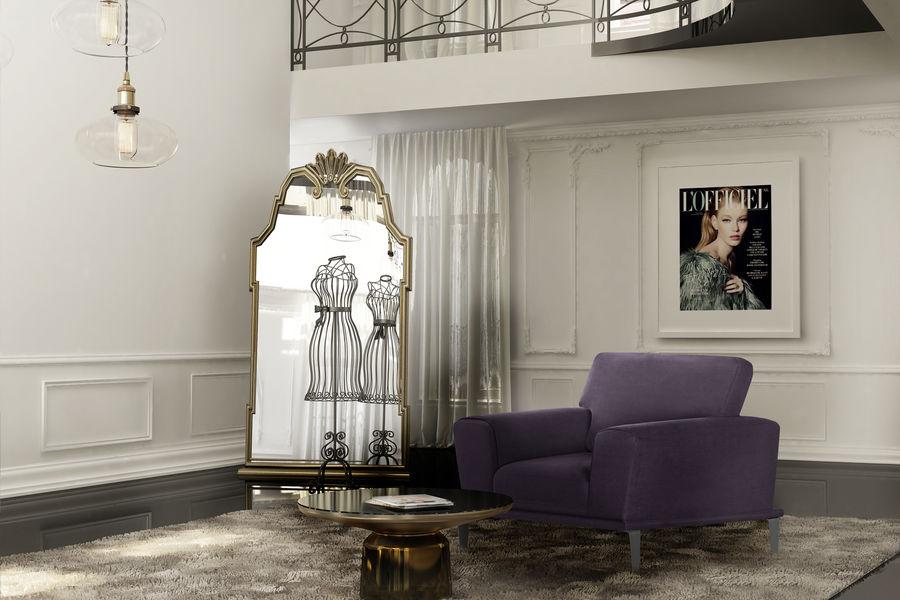 L OFFICIEL INTÉRIEURS Sessel Sessel Sitze & Sofas  |