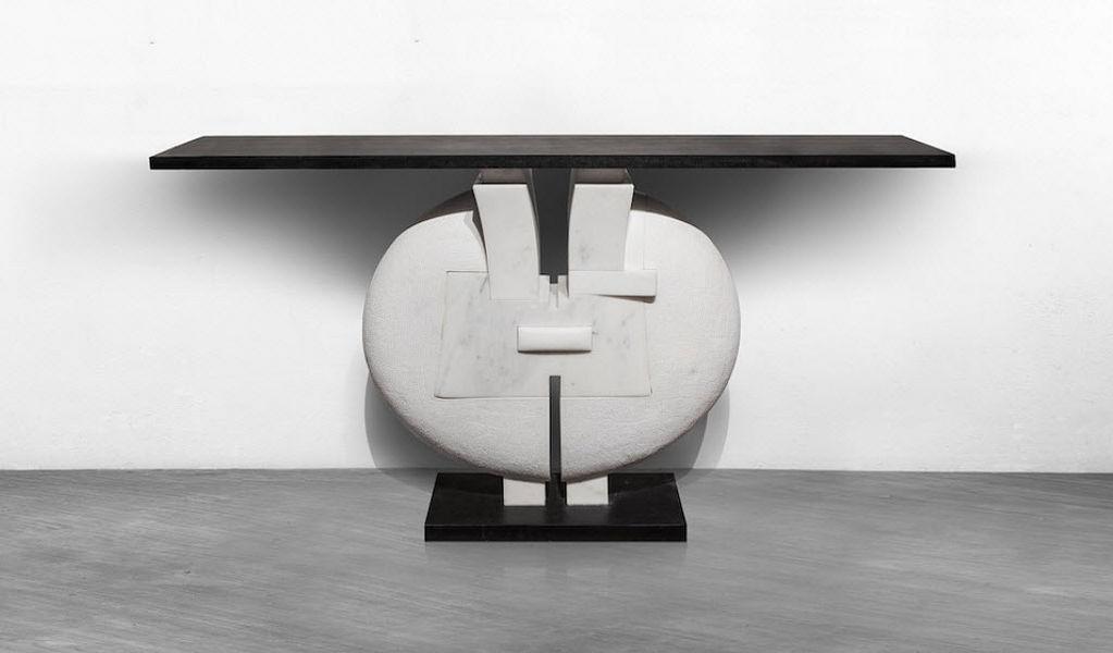 Galerie Yves Gastou Konsolentisch Konsolen Tisch  |