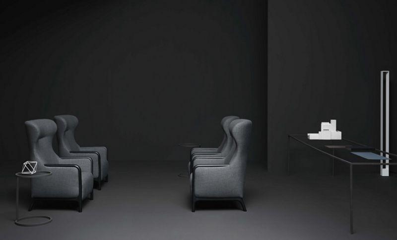 PIAVAL Ohren Bergère Sessel Sitze & Sofas  |