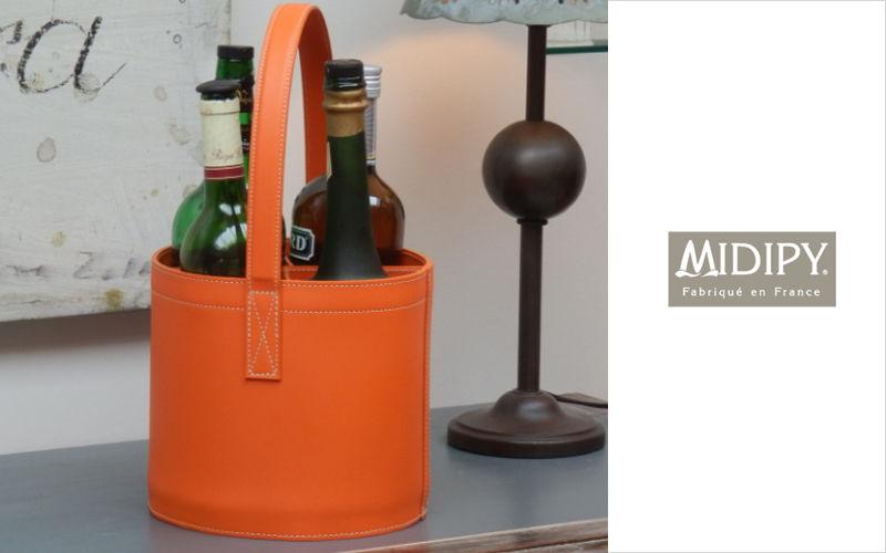 MIDIPY Flaschenträger Regale Küchenaccessoires  |