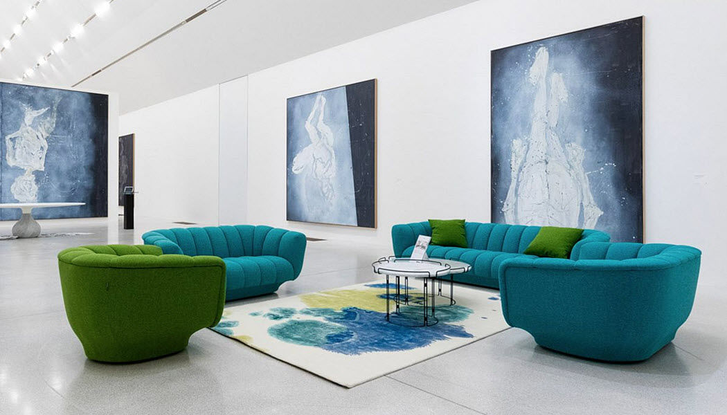 ROCHE BOBOIS Wohnzimmersitzgarnitur Couchgarnituren Sitze & Sofas  |