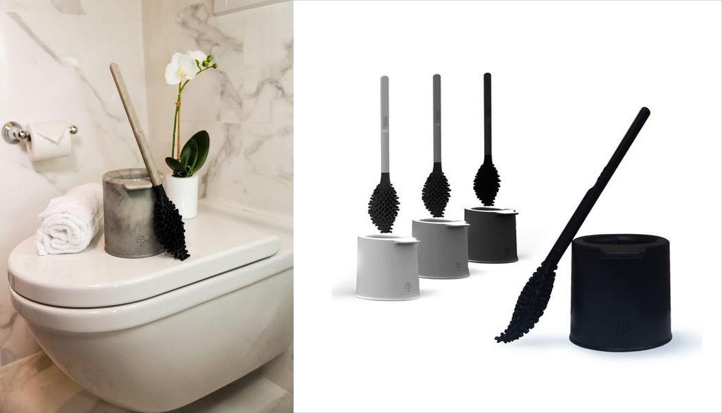 BIOM PARIS Toilettenbürste Badezimmeraccessoires Bad Sanitär  |