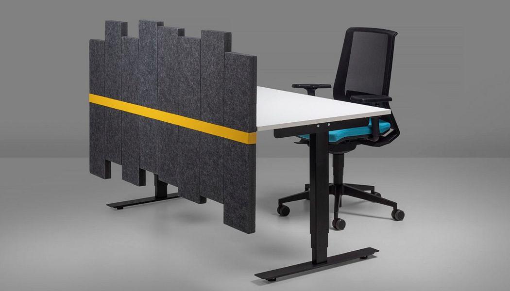 STANDARD Schreibtisch Trennwand Schreibtische & Tische Büro  |
