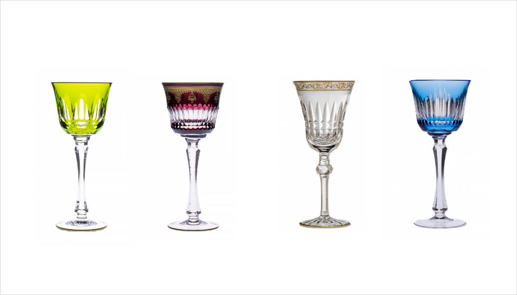 CRISTALLERIE DE MONTBRONN Stielglas Gläser Glaswaren  |