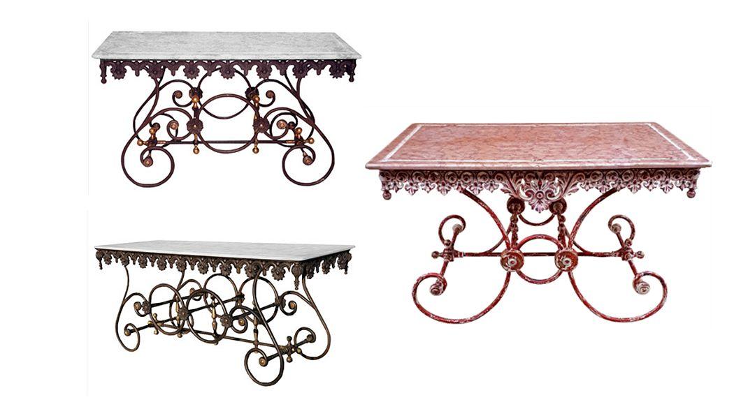 JARDIN & FURNITURE Metzgertisch Esstische Tisch  |