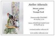 ATELIER ATHENAIS DECORS PEINTS