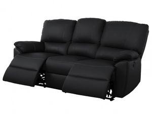 Vente-Unique.com - Sofa 3-Sitzer