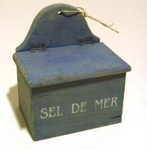 Boxs - boite à sel - Salzfässchen