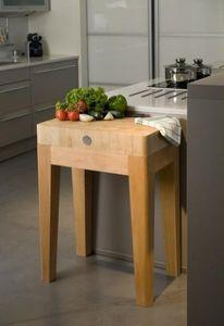 Maison Strosser Küchenblock