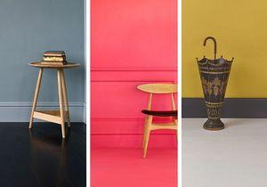 Fußbodenfarbe Innenboden