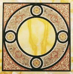 Emaux De Briare Mosaikfußboden