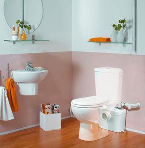 Sfa WC mit Schneidwerk