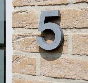 Hausnummerschild