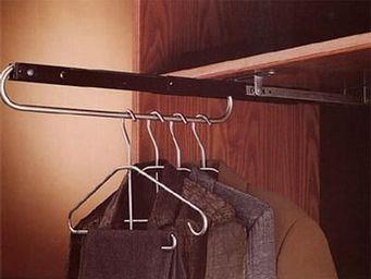 Agencia Accessoires-Placard - halcon - Ausziehbare Kleiderstange