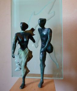 DARDEK SCULPTEUR -  - Skulptur