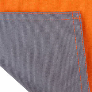 Cosyforyou - 6 sets de table orange - Tischset