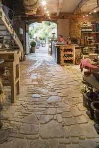 Occitanie Pierres -  - Bodenplatten Außenbereich