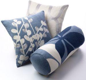 Judy Ross Textiles -  - Kissen Quadratisch