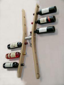 Douelledereve - modèle cépage - Flaschenregal