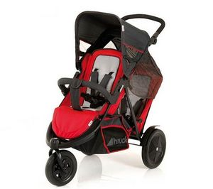 HAUCK - poussette freerider red - Buggy