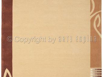 Arte Espina - tapis easy going 3 beige 200x300 en acrylique - Moderner Teppich