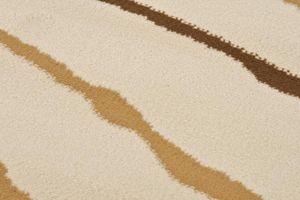NAZAR - tapis contempo 60x110 ivory - Moderner Teppich