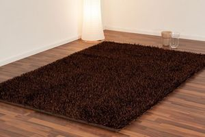NAZAR - tapis flamenco 120x170 mocca - Moderner Teppich