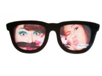 Present Time - cadre photo lunettes - Fotorahmen